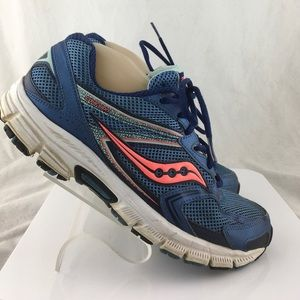 Saucony Cohesion 9 sneakers size 10 M